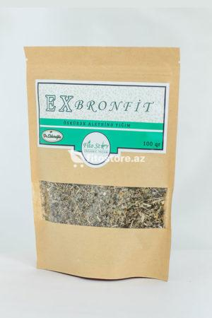 EX Bronfit, 100 qr