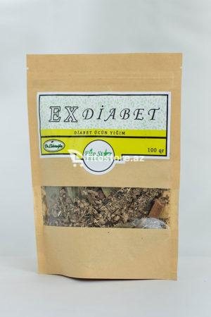 EX Diabet, 100 qr