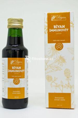 Biyan İmmunovit 150 ml