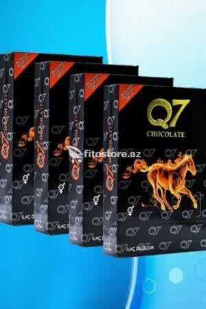 Q 7 Şokolad(İstək Artırıcı Şokolad)
